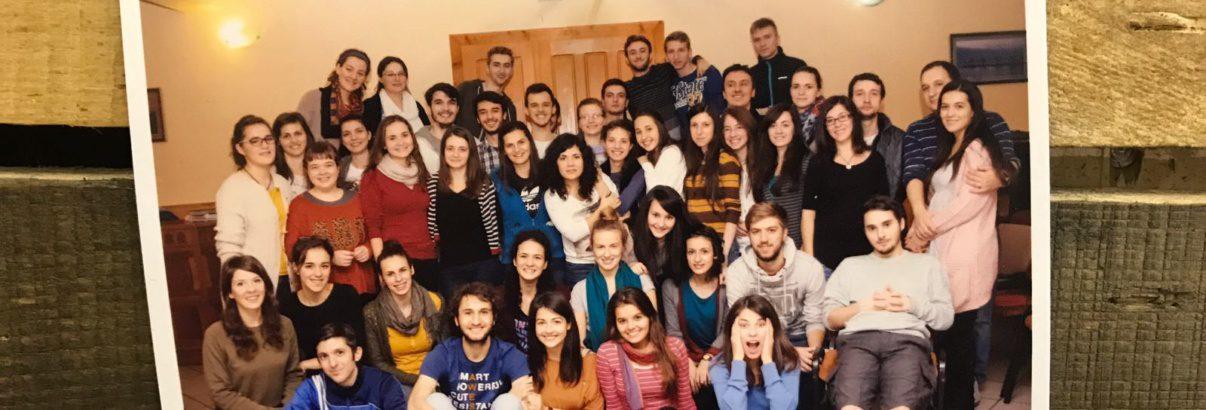 Tinerii Bisericii antiohia