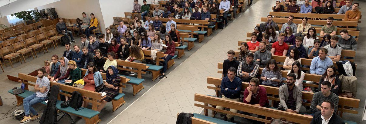 """Conferința regională de tineret """"Răsturnarea valorilor"""""""